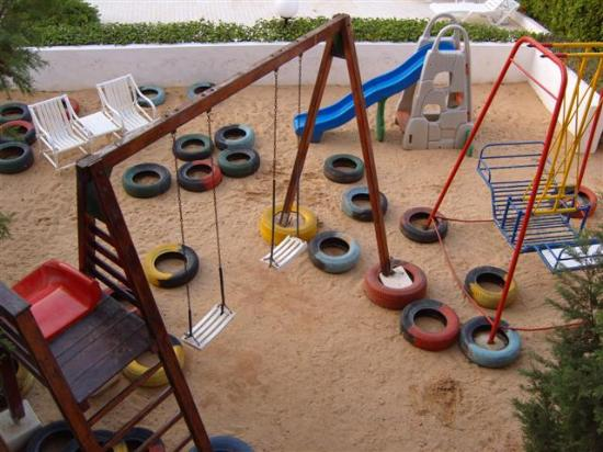 Aziza Residence Thalasso Golf: Children's Play Area at Aziza Residence
