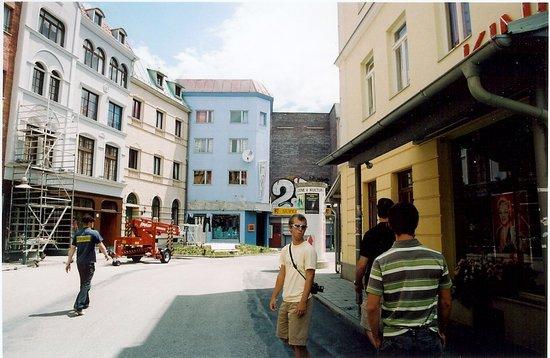 Bavarian Film Studio: the back lot tour