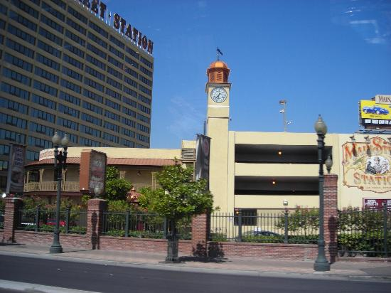 Mss Parking Garage Picture Of Main Street Station Hotel Casino