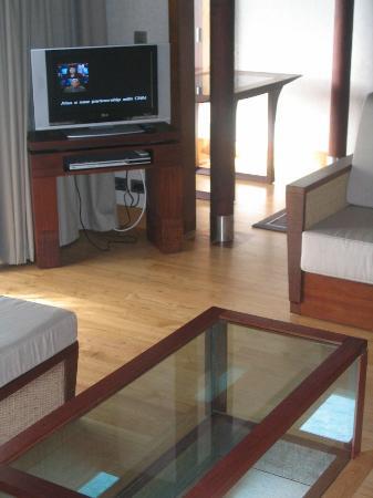 InterContinental Bora Bora Resort & Thalasso Spa: Thalasso Bora Bora