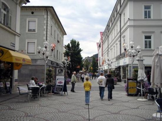 Bad Reichenhall main street