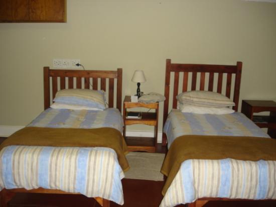 Bulembu Country Lodge: my bed
