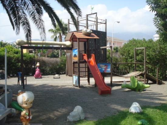Sol Principe: Childrens play area