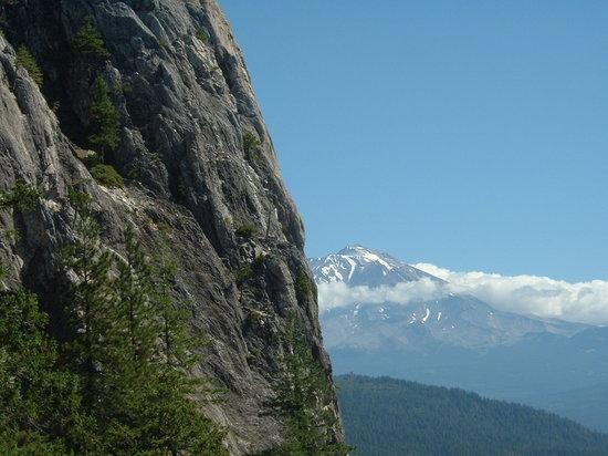 Mount Shasta, CA: Shasta 2007 Caroline Labelle