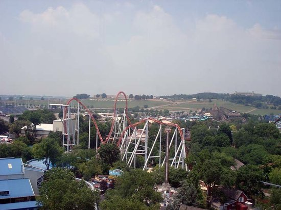 Hershey, PA: More coasters!