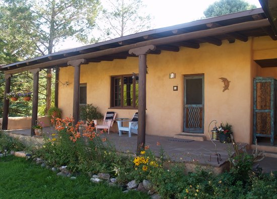 Old Taos Guesthouse B&B: Taos suite