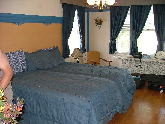 Gite Saint-Laurent : Das Blaue Zimmer