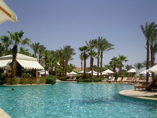 Four Seasons Resort Sharm El Sheikh: main pool