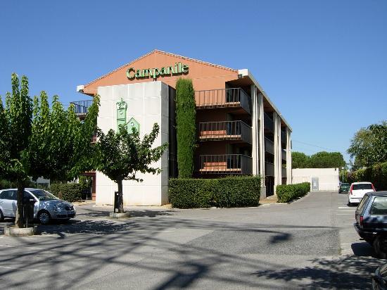 Campanile Montpellier Est - Le Millenaire: Hotel Campanile