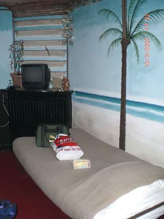 Hemp Hotel: Doppelzimmer inkl. Dusche