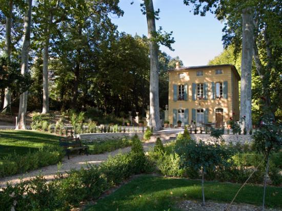 Pavillon de la Torse: House