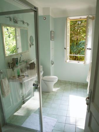 Pavillon de la Torse: Bathroom