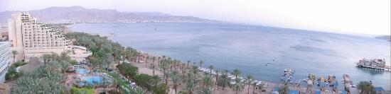 Royal Beach by Isrotel Exclusive Collection: Panoramic View from 12th Floor Balcony