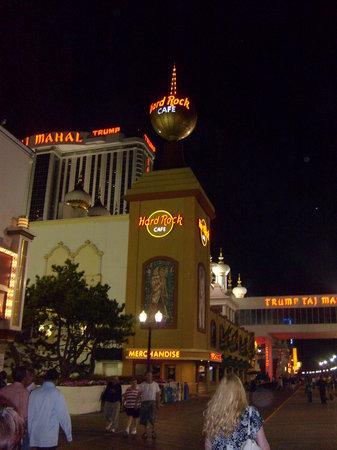 Hard Rock Cafe Atlantic City Menu Prices