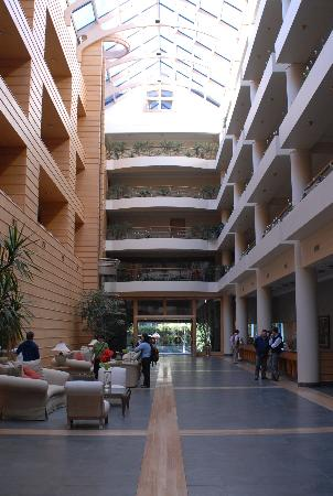 Hotel del Lago: Lobby