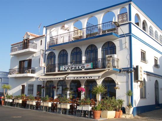 Santa Luzia, البرتغال: Cappelo's Restaurant