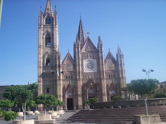 Guadalajara, Mexico: Church of the Atonments