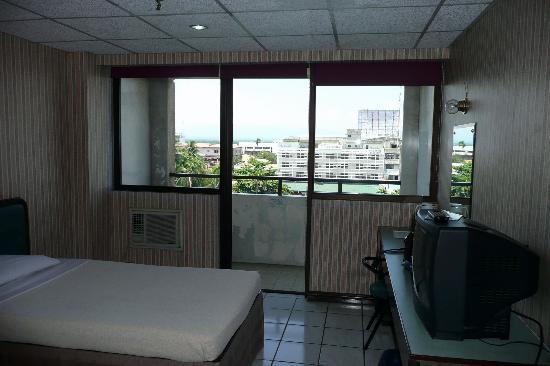Star Plaza Hotel : view of balcony