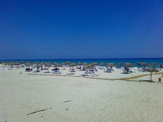 Africa Jade Thalasso: spiaggia