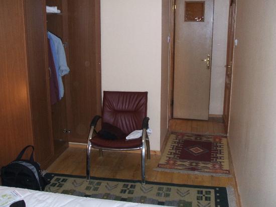 Hotel Yunus Emre : Double room