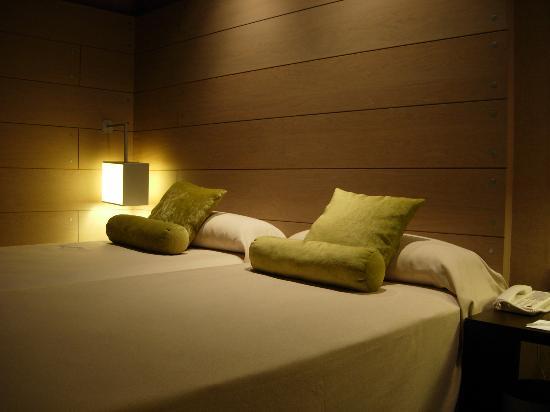 NH Collection Ria de Bilbao : Chambre
