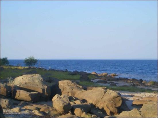 Lake Kariba - Zambian Side