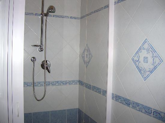 A Testaccio da Max B&B: Bathroom Massimo