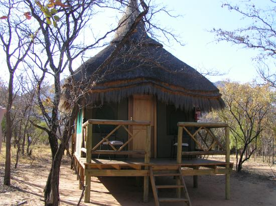 Entabeni Game Reserve, Sør-Afrika: Our home for 3 days