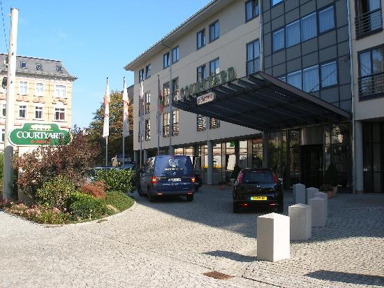 Gera Courtyard Entrance