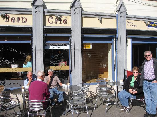 Killaun B&B: Coffee shop in town