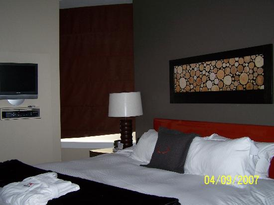 Adara Hotel: upstairs bedroom