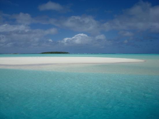 Aitutaki Lagoon: Aitutaki Sandbar