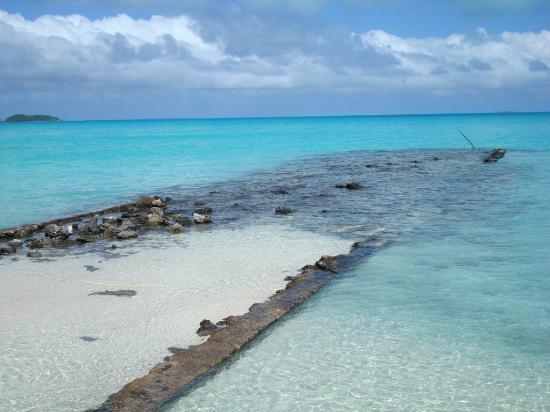 Aitutaki Lagoon: Mosquito Island