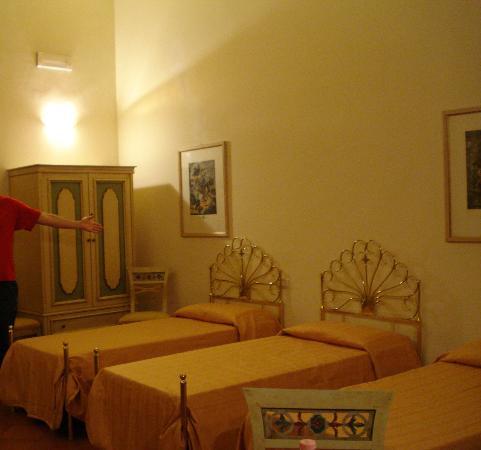 Hotel Europa: triple suite