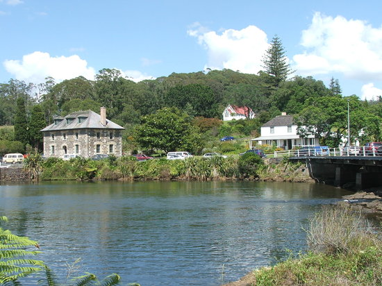 Керикери, Новая Зеландия: Kerikeri Basin