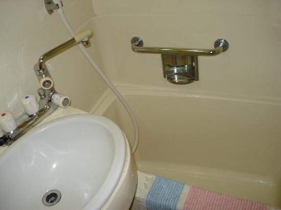 Kyoto White Hotel: bathroom