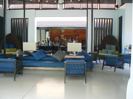 Centara Karon Resort Phuket: restaurant-ptit dejeuné