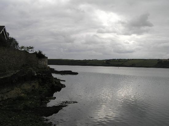 Friar's Lodge: View from nearby Charles Star Fort