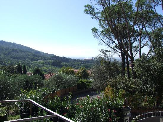 Hotel Villa Maria: The view