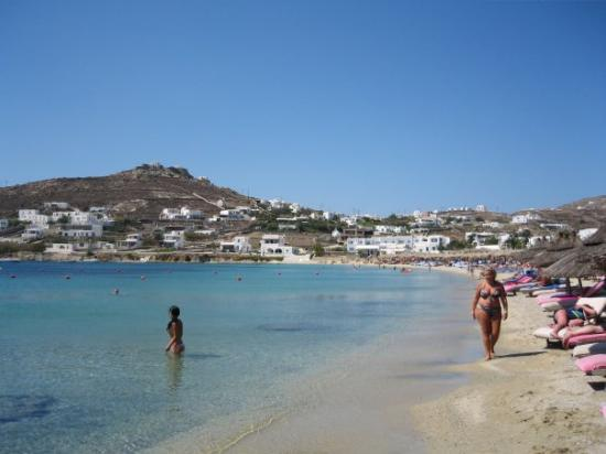 Picture Of Adonis Hotel Mykonos Town