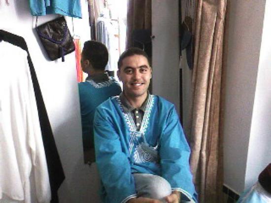 Caribbean Village Agador: ahmed la boutique artisanat marocaine coté agador  super aller le voir    a bientot aissa gawri