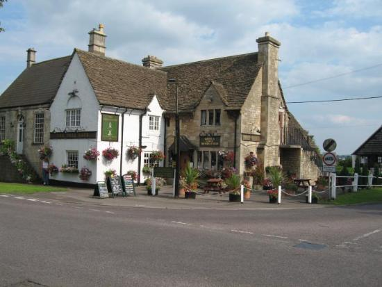 The Tollgate Inn: Front View
