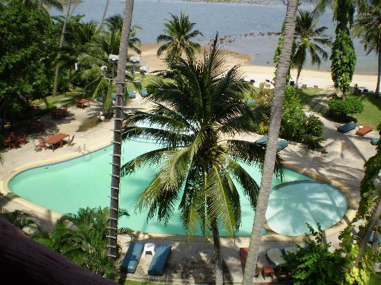 Samui Park Resort : Balcony View 2