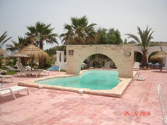 Residence Dar Sidi : piscine