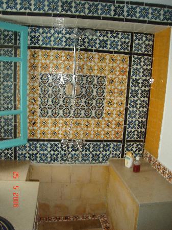 Residence Dar Sidi : douche