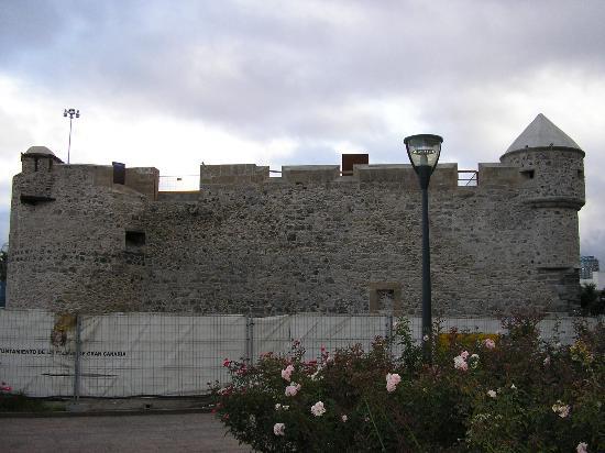 Las Palmas, Kanarieöarna, Spanien: castillo