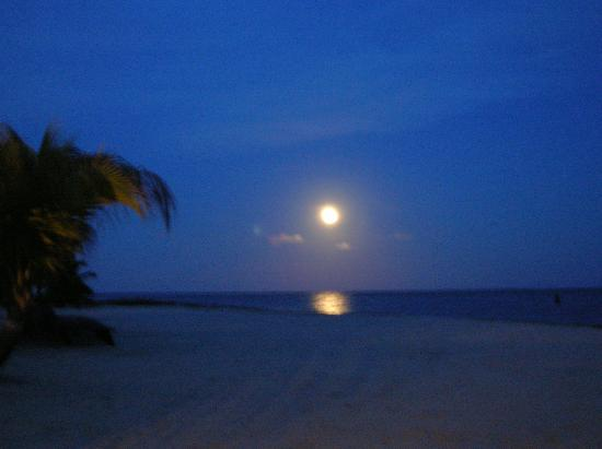 Chabil Mar: The moon...can it get more romantic??