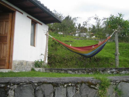 Casa Mojanda: how to relax