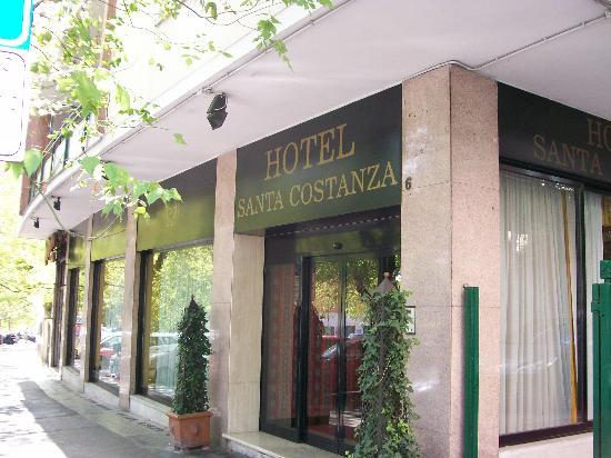 Roma Hotel Santa Costanza