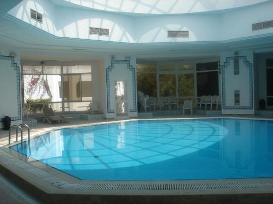 Djerba Plaza Hotel & Spa: Indoor pool.